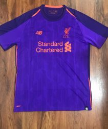 second shirt liverpol