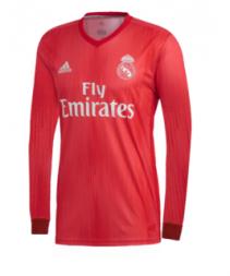 realmadird third long shirt2018/2019