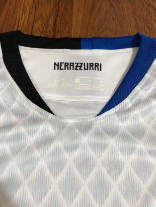 inter second shirt2018/2019