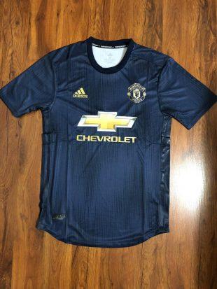 authentics third shirt manchester2019
