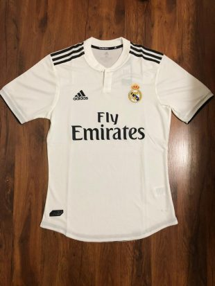 authentics realmadrid first shirt2019