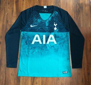 totenham third long shirt2019