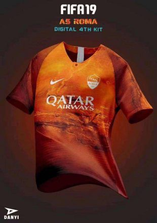 as roma digital kit2019