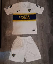 boca second kit2019