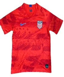 usa red kit