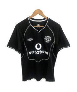 لباس دوم کلاسیک منچستریونایتد فصل 2000/2002