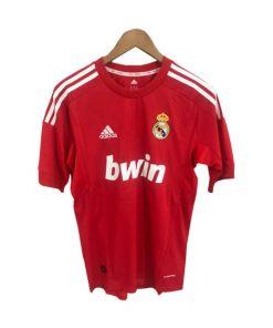 لباس کلاسیک سوم رئال مادرید 2011/2012