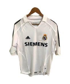 لباس کلاسیک اول رئال مادرید 2004/2005