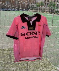 خرید دوم لباس کلاسیک یوونتوس فصل 1997/98