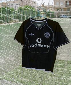 خرید لباس دوم کلاسیک منچستریونایتد فصل 2000/02