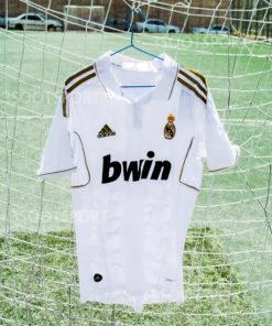 خرید لباس کلاسیک اول رئال مادرید فصل 2011/2012