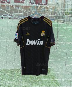 خرید لباس کلاسیک دوم رئال مادرید فصل 2011/2012