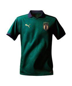 لباس پلیری سبز ایتالیا 2020
