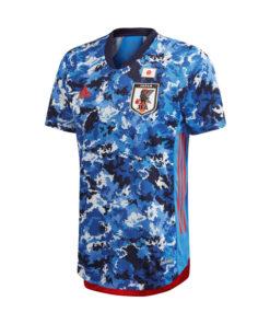 لباس پلیری تیم ملی ژاپن 2020