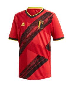 لباس پلیری تیم ملی بلژیک 2020