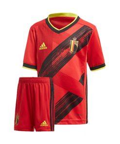 کیت تیم ملی بلژیک یورو 2020