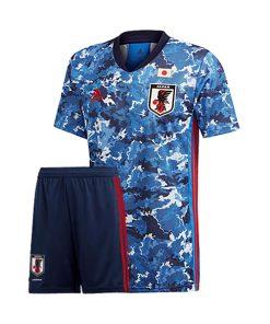 کیت تیم ملی ژاپن یورو 2020