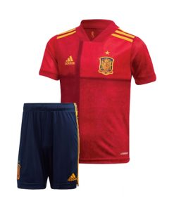 کیت اول تیم ملی اسپانیا یورو 2020