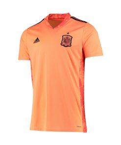 لباس دوم تیم ملی اسپانیا یورو 2020