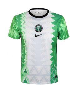 لباس اول تیم ملی نیجریه 2020
