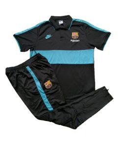 پیراهن شلوار مشکی هتلی بارسلونا