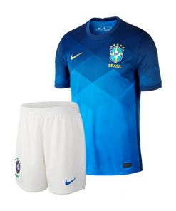 کیت دوم تیم ملی برزیل 2020