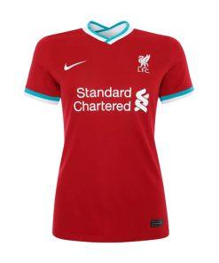 لباس بانوان اول لیورپول 2021-پیراهن تک