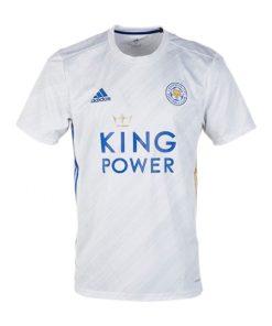 لباس دوم لستر سیتی 2021-پیراهن تک