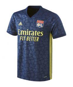 لباس سوم لیون 2021-پیراهن تک