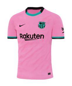 لباس پلیری سوم بارسلونا 2021-پیراهن تک