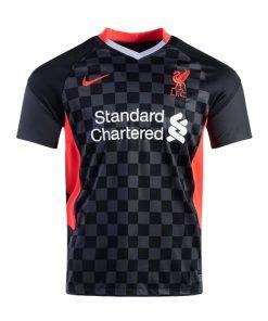 لباس پلیری سوم لیورپول 2021-پیراهن تک