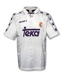 لباس کلاسیک اول رئال مادرید 1995/96