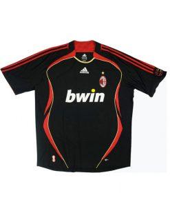 لباس کلاسیک سوم میلان 2007