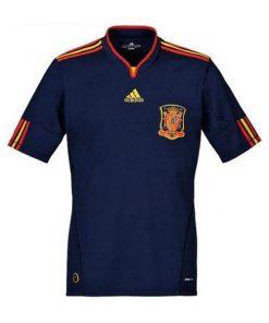 لباس کلاسیک دوم اسپانیا 2010