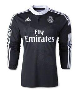 لباس کلاسیک سوم رئال مادرید 2015