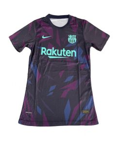 لباس پلیری تمرینی بارسلونا 2022